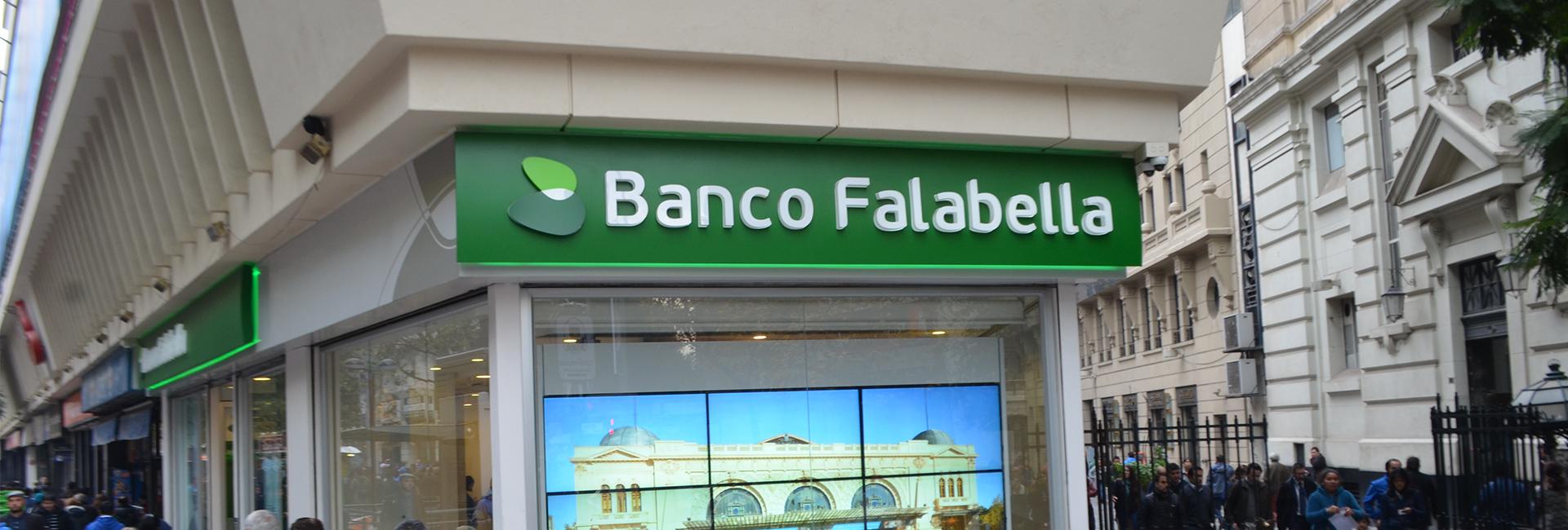 Banco Falabella Ahumada