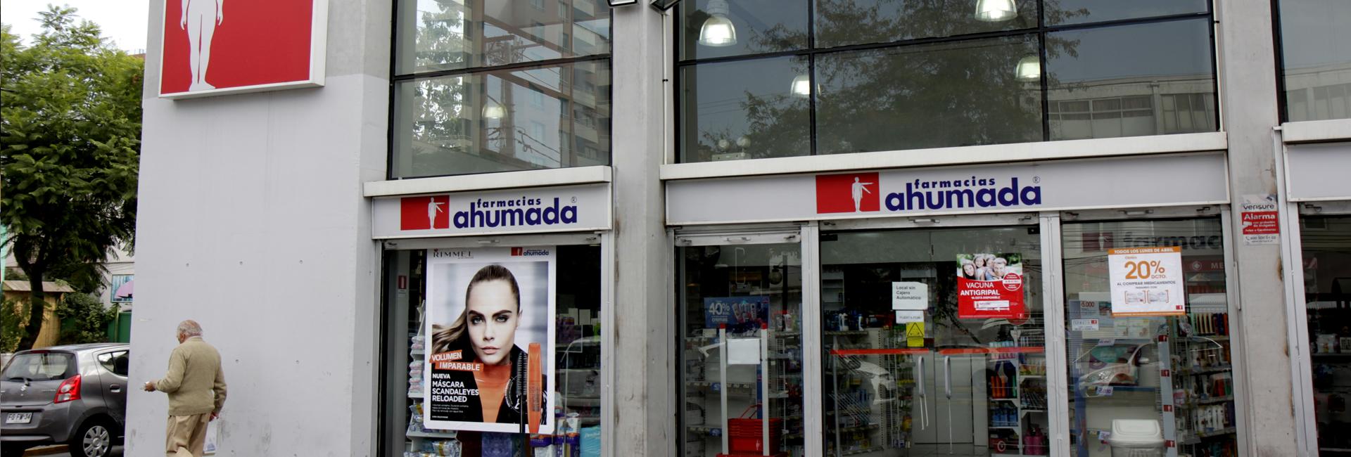Strip Center Av. el Salvador